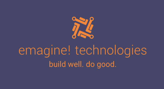 [Logo] emagine! technologies, inc.